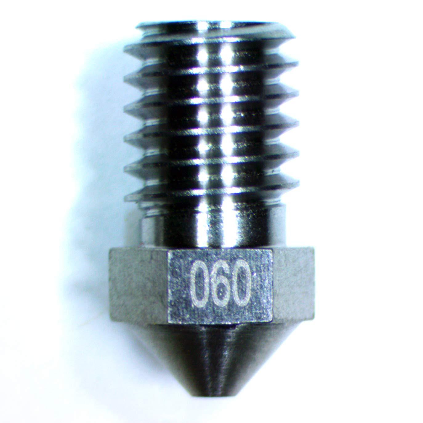 Impresora 3d De Tungsteno M6 Boquilla Extrusora 0.6mm Diamet