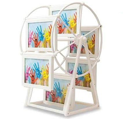 Amazon.com: QYU Photo Frame Rotating Ferris Wheel Windmill Shape ...