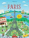 First Sticker Book Paris (First Sticker Books)
