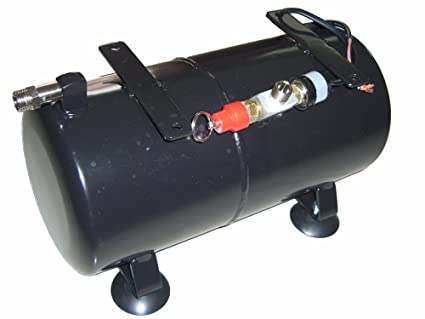 Repuestos para compresor/Compressor spare part: Fully fitted air tank