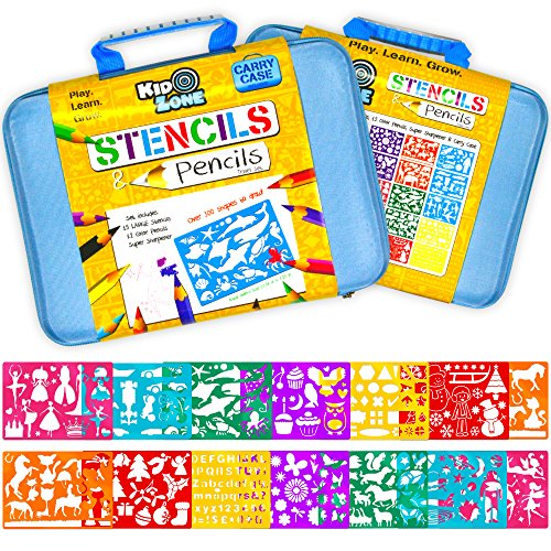 Stencil Drawing Kit