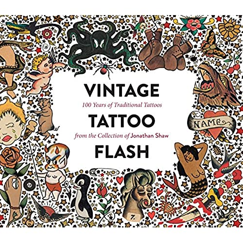 Flash Art Tattoo: Amazon.com