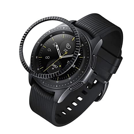 Amazon.com: VICCKI for Samsung Galaxy Watch 42MM Bezel Ring ...