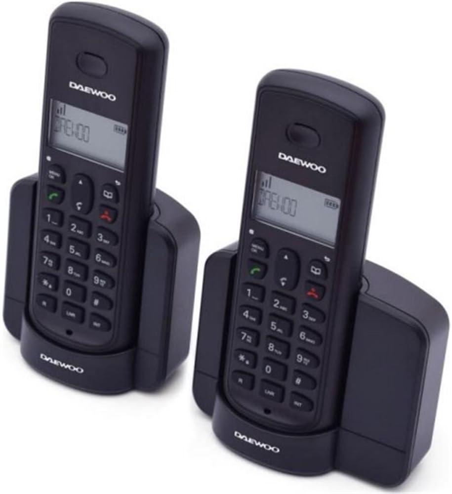 Daewoo Dect Dtd-1350 Duo - Teléfono