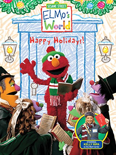 Elmos World  Happy Holidays