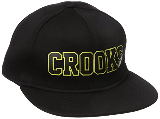 Crooks   Castles Men s Crooks Armada Snapback Cap ff29ee46accc