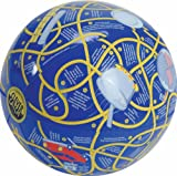 American Educational Vinyl Clever Catch Metric System Ball, 24'' Diameter