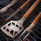 NCAA Purdue Boilermakers 3PC BBQ Set, Heavy Duty