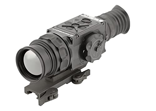 Armasight by FLIR Zeus-Pro 336 4-16x50mm Thermal Imaging Rifle Scope with Tau 2 336x256 17 micron 30Hz Core