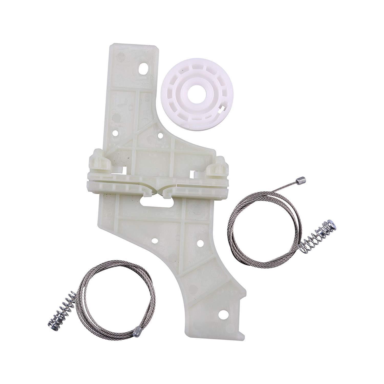 EWR1160FBA Kit di riparazione per regolatore finestrino anteriore destro per Pe-Uge-ot 508 dal 2010 in poi