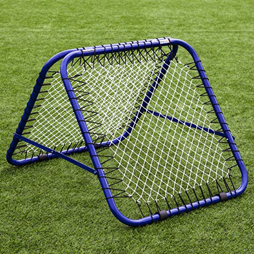 RapidFire Baseball Rebound Net - [Double Sided] - Perfect for Catching Practice - [Net World Sports] by Net World Sports