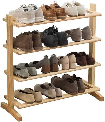 Estanteria Zapatero Estante de zapatos de hogar simple de ...