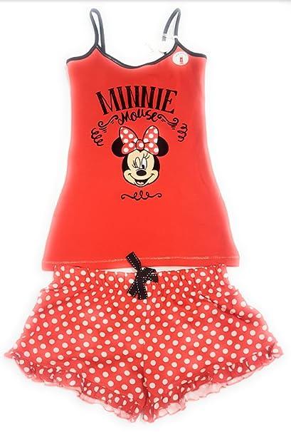 Primark - Pijama - para mujer Rojo rosso S