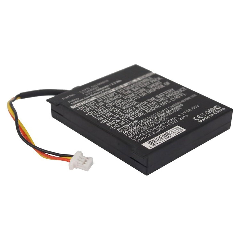 Battery for Logitech G930 Gaming Headset MX Revolution 533-000018 3.7V 600mAh CS Digi-Tech CS-LOY11RC