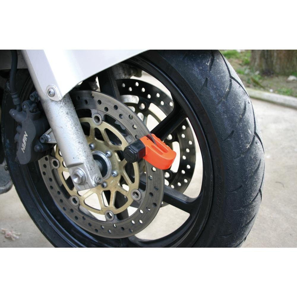 Scooter disc Lock jaw