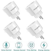 Enchufe Inteligente WiFi, Koogeek Mini Smart Plug, Funciona