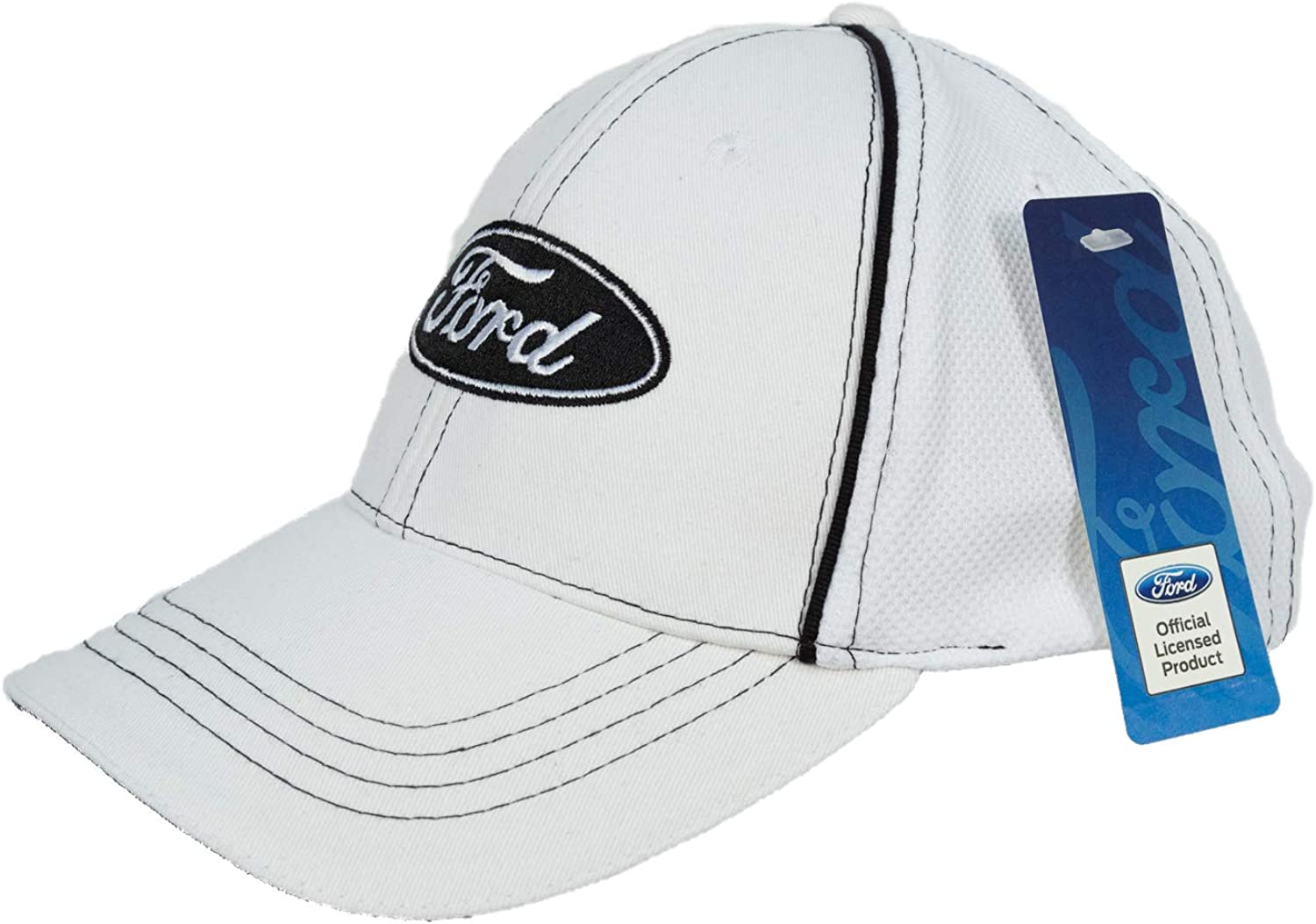 Ford Logo Hat Flexfit Embroidered Cap