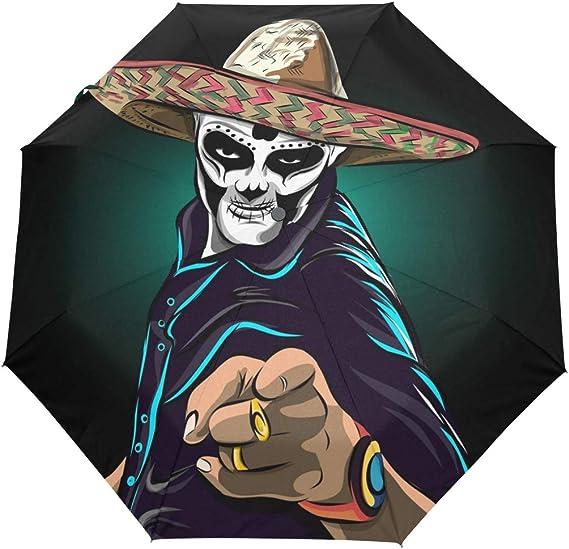 Acheter parapluie tete de mort online 14
