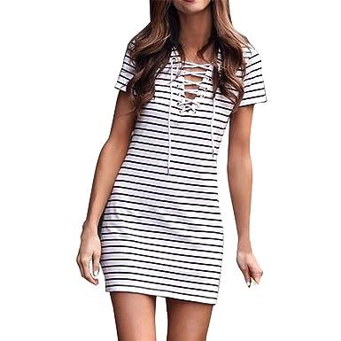 Kword Fashion Vestiti da Donna✿ 1069eca833e