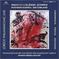 Lubeck Philharmonic Live 1: Postwar Sounds