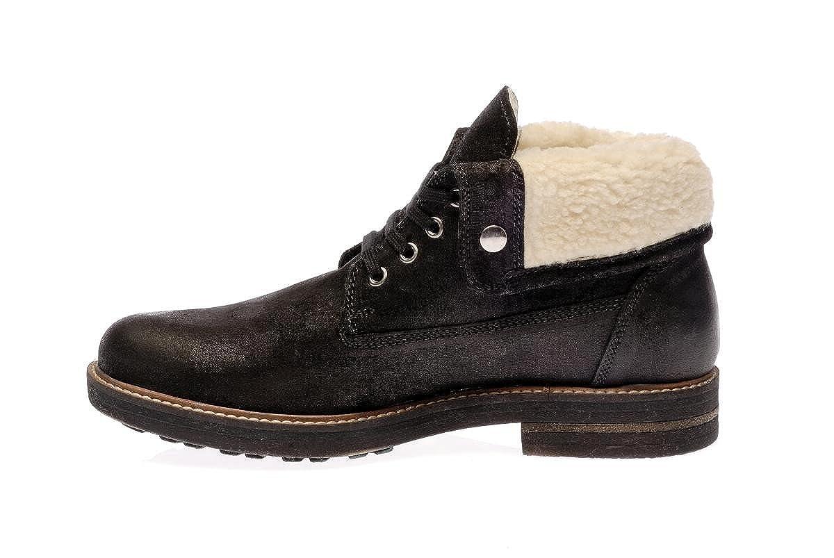 0a6356b4b8ecb Dillinger 18253 Noir - Homme - Taille 40  Amazon.fr  Chaussures et Sacs