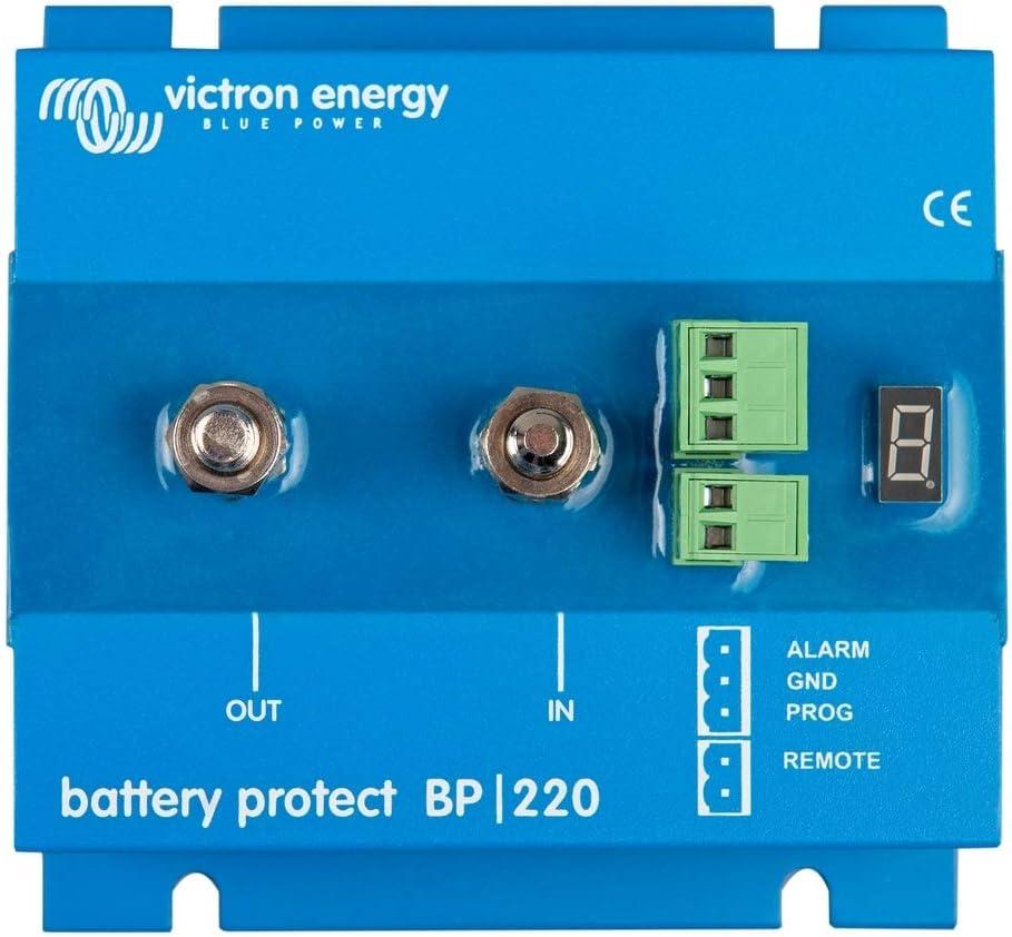 6-35 VDC Bluetooth Ca. Victron Smart BatteryProtect BPR065022000 65AMP