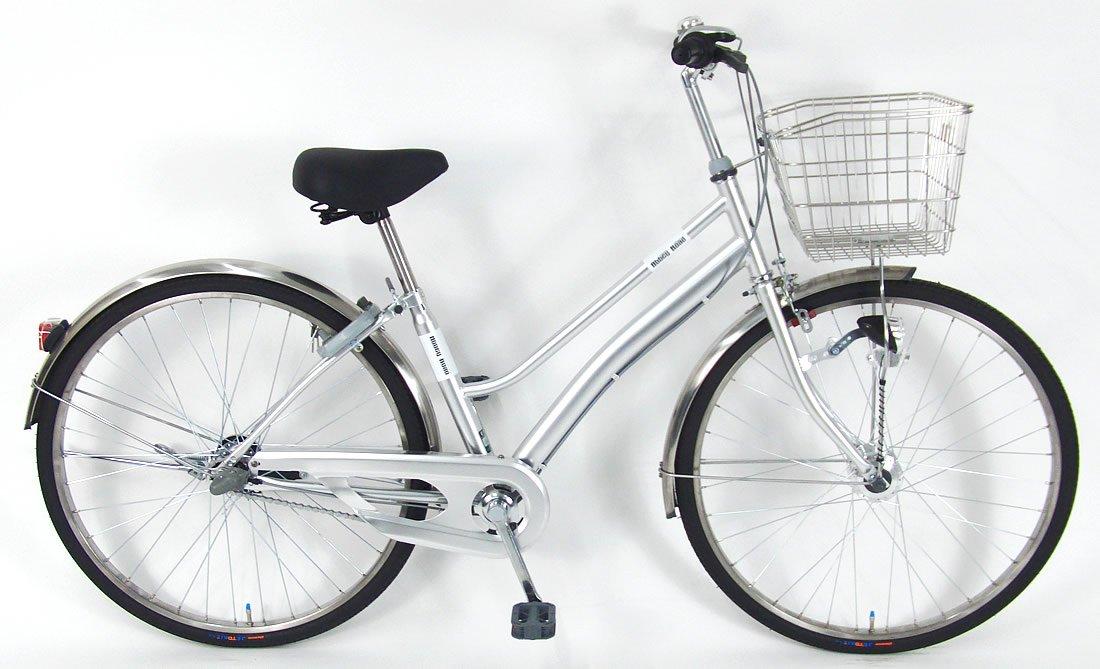 C.Dream(シードリーム) アビーロードS ARS73-H 27インチ自転車 シティサイクル シルバー BAA基準適合 3段変速 100%組立済み発送 B015J3Y904