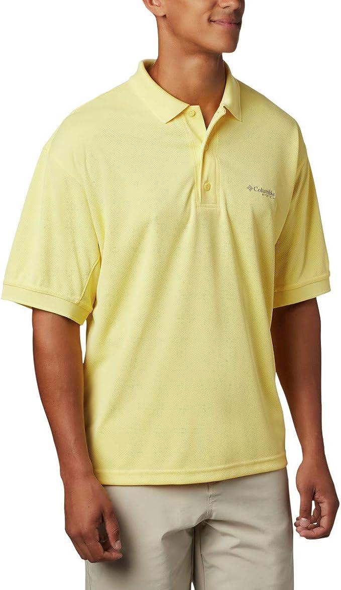 Columbia Cast Polo Shirt, Hombre: Amazon.es: Ropa y accesorios