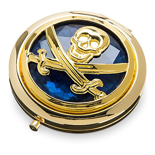 - Disney Pirates of the Caribbean: Dead Men Tell No Tales Glass Compact Mirror
