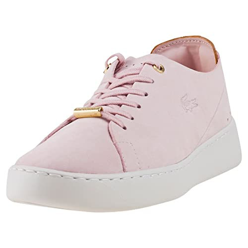 fd1926f8282b Lacoste Eyyla 317 Womens Trainers  Amazon.co.uk  Shoes   Bags