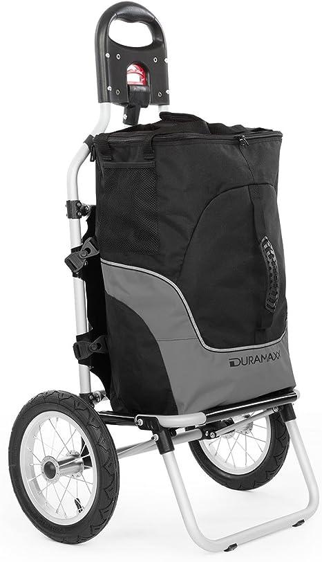 Duramaxx Carry - Carrito Remolque para Bicicleta, Carga hasta 20 ...