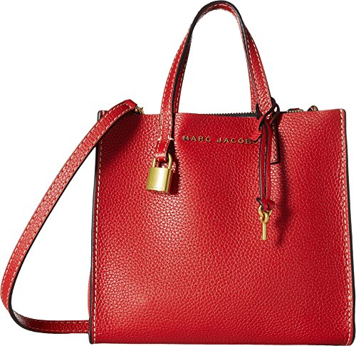 Marc Jacobs Women's Mini Grind Red One (Marc Jacobs Red Leather)