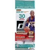 2019/20 Panini Donruss NBA Basketball HUGE Factory Sealed JUMBO FAT Pack with 30 Cards! Look for ROOKIES & AUTOS of ZION WILLIAMSON, Ja Morant, RJ Barrett, Rui Hachimura, Tyler Herro & More! WOWZZER!