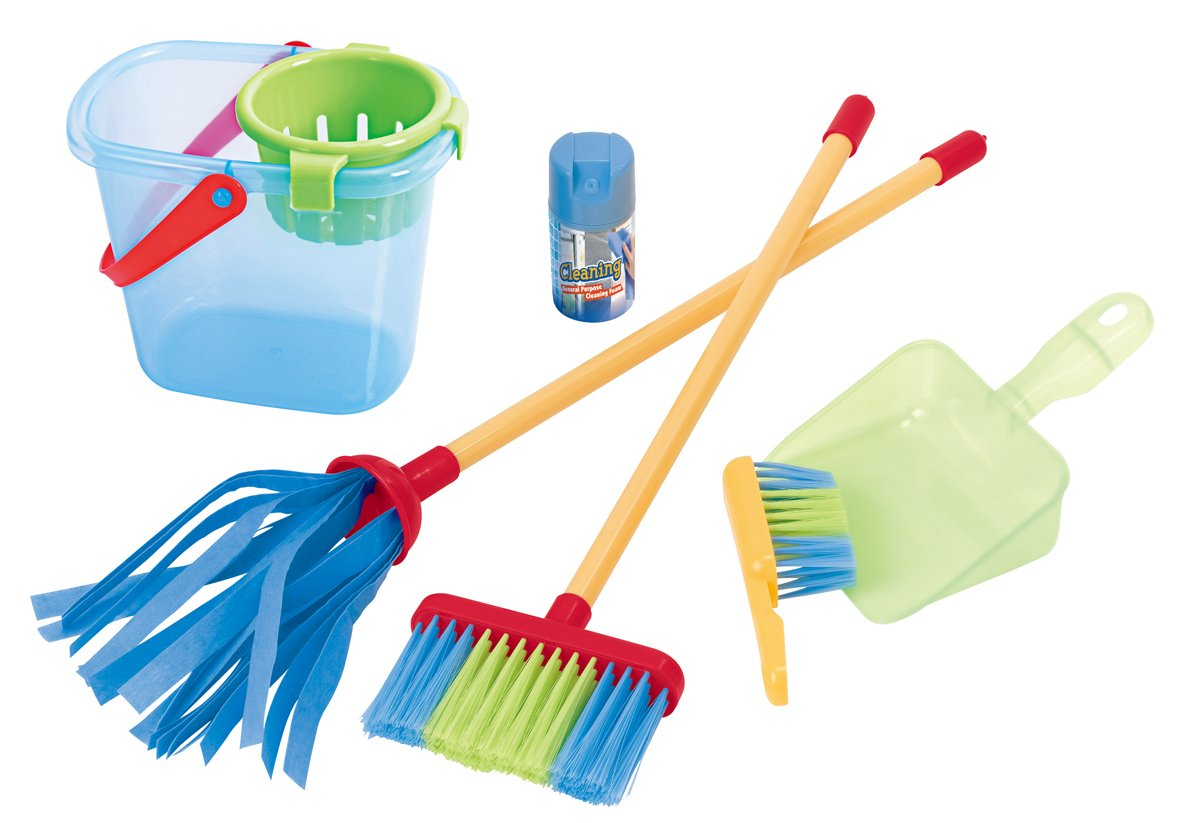 Playgo My Cleaning Set, 7-Piece Midos Toys Distributor 3450