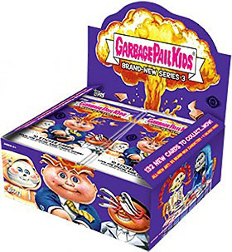 (Garbage Pail Kids Brand New Series 3 Hobby Cards)