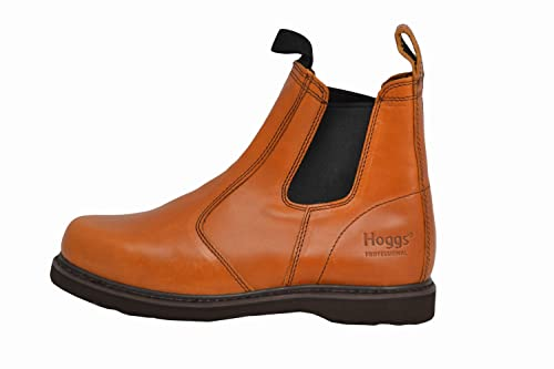 821670eba0c Hoggs of Fife Orion Dealer Non-Safety Boot - Tan, 12: Amazon.co.uk ...