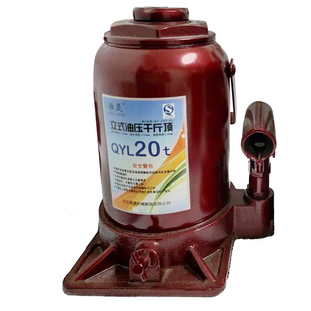 Alelife Bottle Jack - Low Profile Hydraulic Bottle Jack 20 TON Automotive Shop Axle Jack Hoist Lift by Alelife