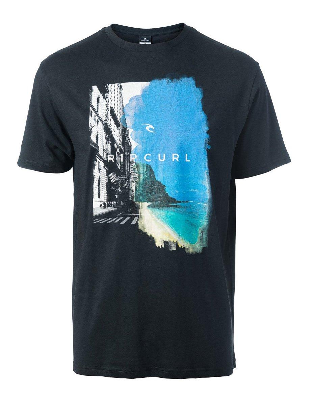 RIP CURL Good Bad Day Tee, T-Shirt Uomo