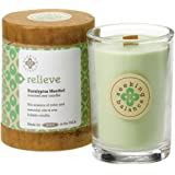 Root Candles Scented Soy Candle in Relieve (Eucalyptus & Menthol) 6.5 oz