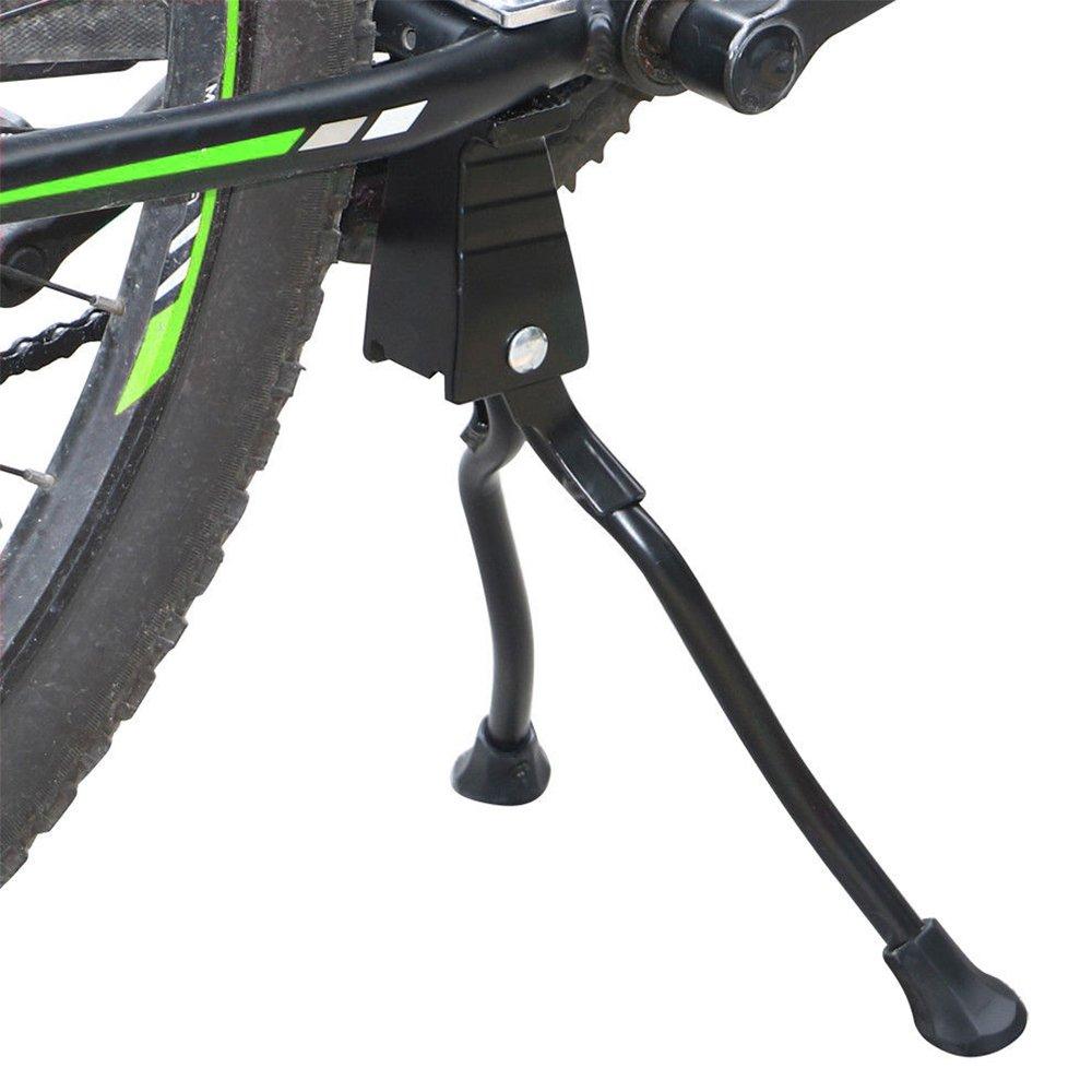 JUEYAN Zweibeinständer Fahrrad für 24/26 / 27/28 Zoll Doppelständer Höhenverstellbar Fahrradständer eom