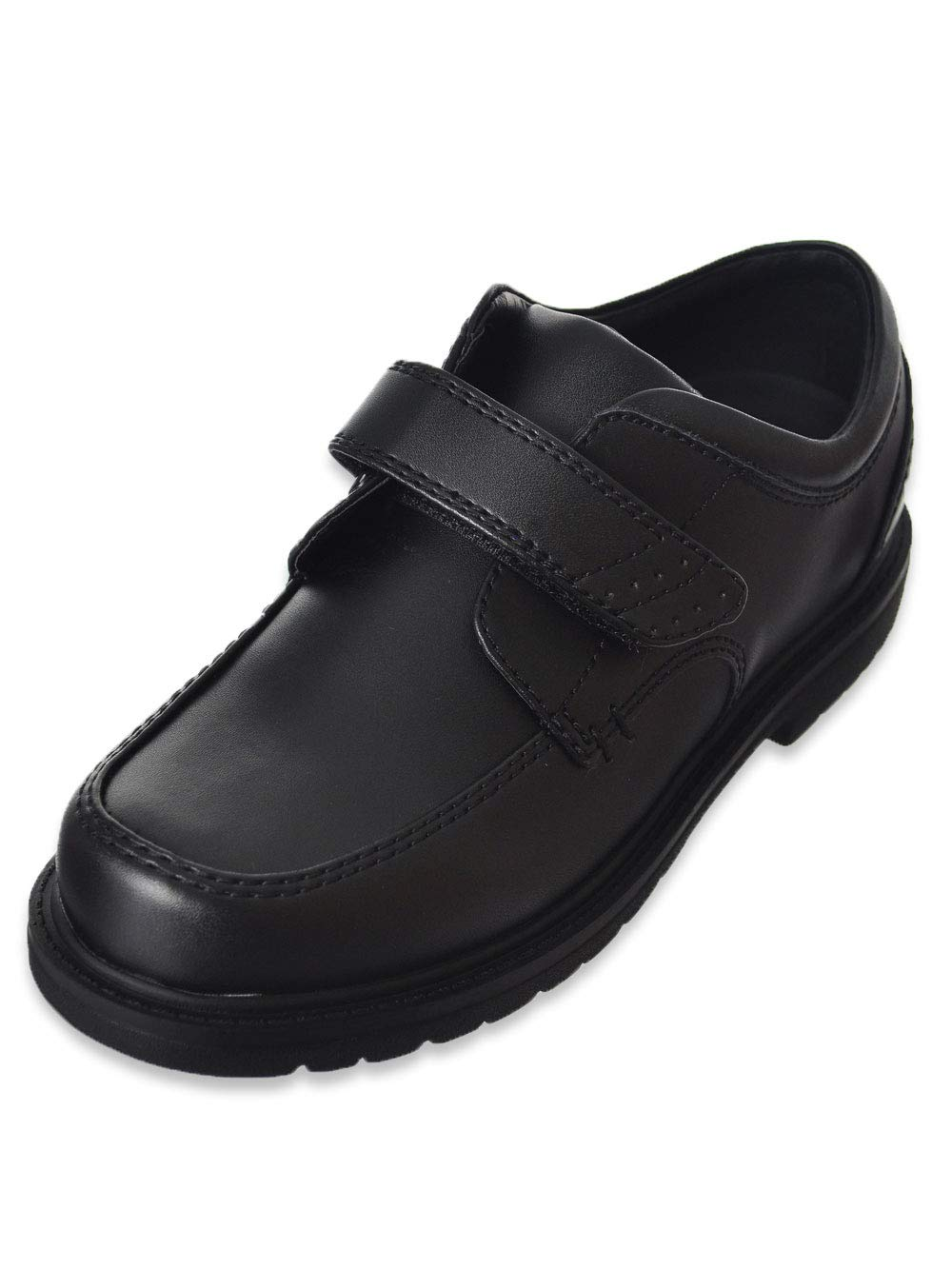 Academie Gear Boys' Inside School Uniform Shoe Black 1 Medium US Little Kid