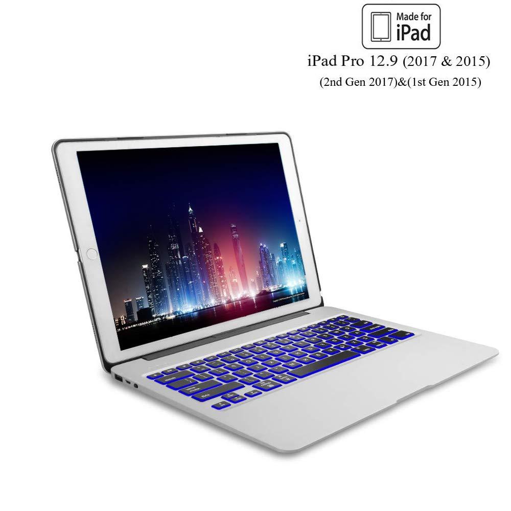 Amazon.com: Keyboard Case for iPad Pro 12.9 (2nd Gen 2017 ...