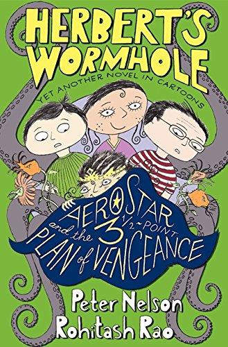 Download Herbert's Wormhole: AeroStar and the 3 1/2-Point Plan of Vengeance pdf epub