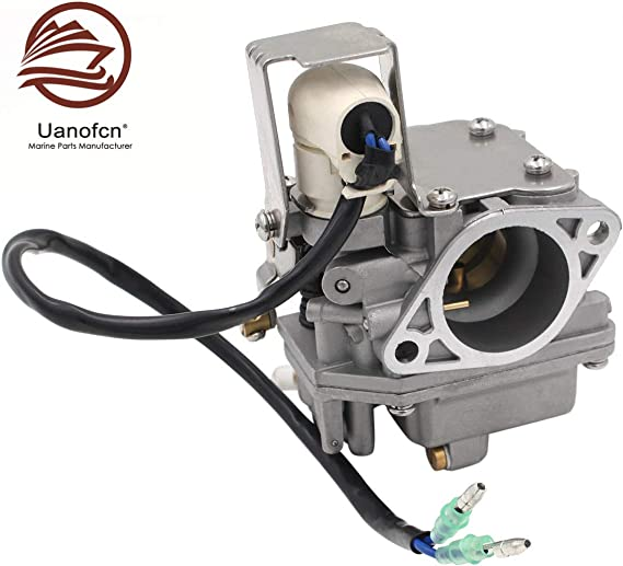 Uanofcn New Carburetor for Yamaha Outboard Engine 4 Stroke F20A 25A 20HP 25HP 65W-14901-10 11 12