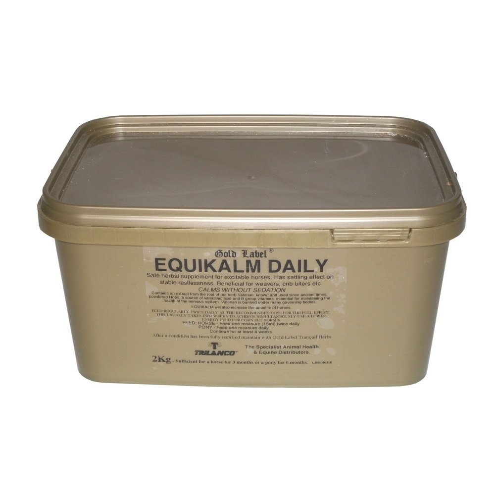 Gold Label EquiKalm Daily (4.5lb) (May Vary) by Gold Label