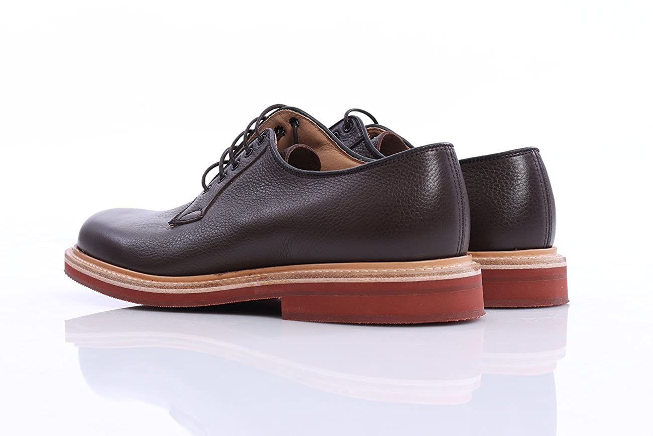 aa74465ee062a Amazon.com | Church's Shoes FULBECK in Brown Leather, Mens, Size: 8, 5. |  Fashion Sneakers