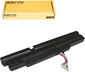 Bavvo Battery Compatible with Acer Aspire TimelineX 5830T-2316G64Mnbb
