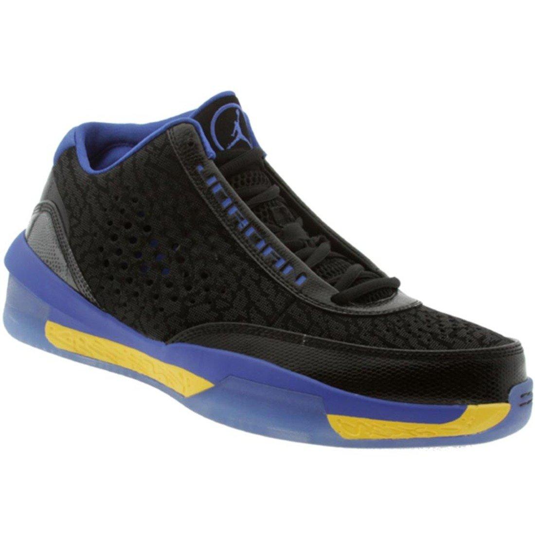 (ナイキ) Nike メンズ Air Jordan 2010 Team black B0047VBBC4   29CM (US 11.0)
