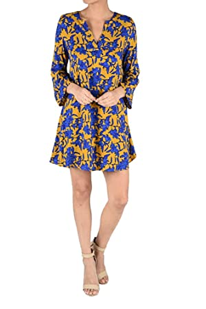 Mustard have this floral tunic (L)