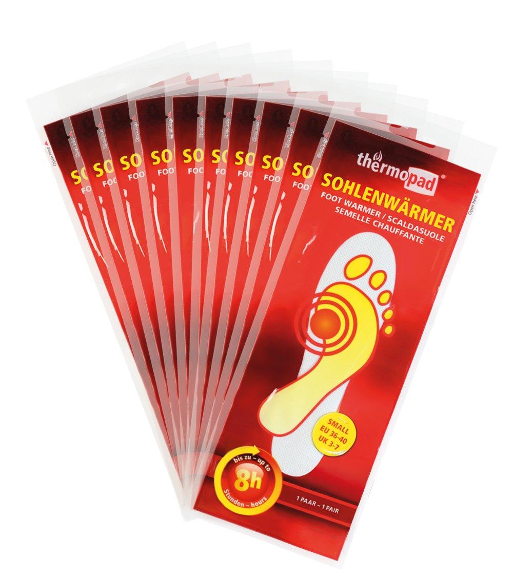 Thermopad Plantillas térmicas pares